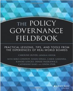 Policy Governance Fieldbook